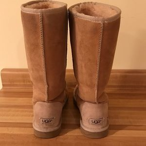 Ugg Shoes Classic Short In Sand Poshmark